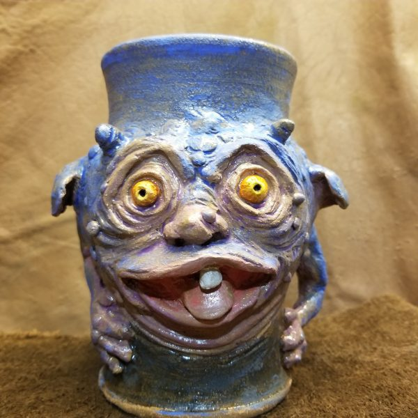 Blue Boglin Tumbler