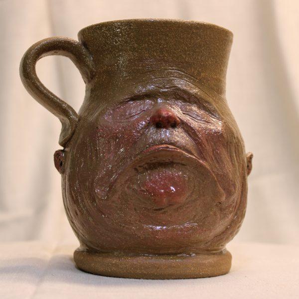 Insufferable Smug Mug handmade one-of-a-kind