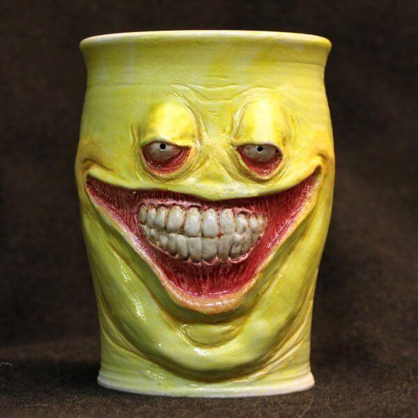 Do Worry Be Happy Handmade Tumbler