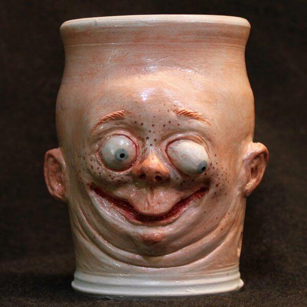 Wandering Eye Handmade Pottery Tumbler