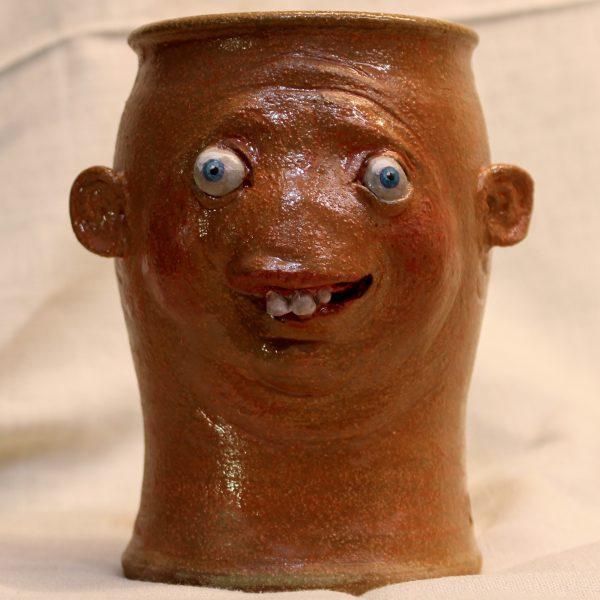 Derpy 404 Thought Not Found Stoneware Mug
