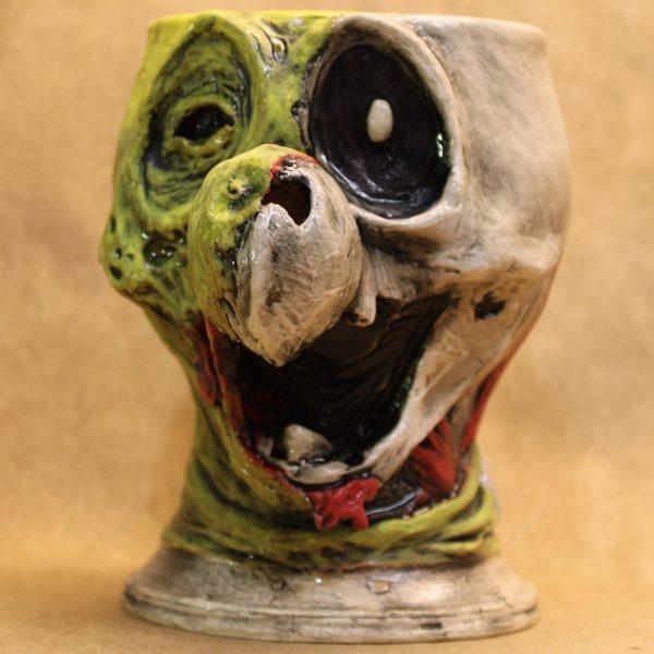 Nokonoko Koopa Troopa to Dry Bones scuplpted Mug